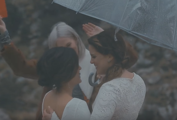 Abigail & Tallie | May I [The World To Come]