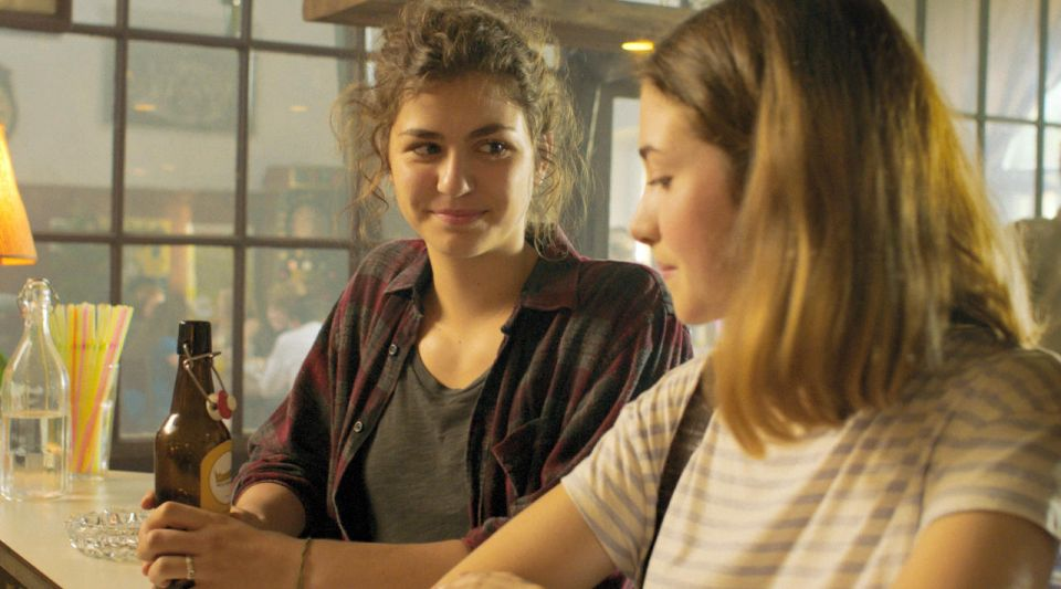 The Date | Lesbian Film | Official Release | Positive Lesbian Representation 🏳️🌈
