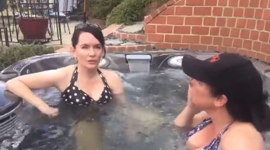 Hot Tub Talk with Guinevere Turner