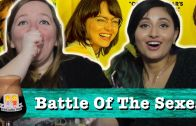 "Drunk Lesbians Watch ""Battle Of The Sexes"" (Feat. Yessica Hernandez-Cruz)"