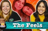 "Drunk Lesbians Watch ""The Feels"" (Feat. Nadia Mohebban)"