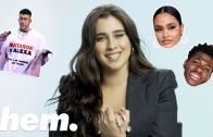 Lauren Jauregui Takes the LGBTQuiz