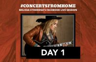 Melissa Etheridge – Concerts from Home – Day 1
