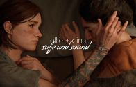 Ellie & Dina (The Last of Us) – Safe and Sound