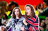 Lesbians React To LGBT Ships