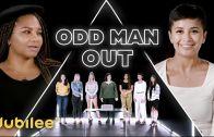6 Straight Women vs 1 Secret Lesbian | Odd Man Out