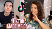 Alayna Joy – Reacting to TikToks that ~Made Me Gay~