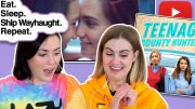 Rose & Rosie – Reacting to THAT Wayhaught scene & Teenage Bounty Hunters!