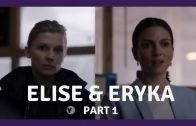 Elise and Eryka Part 1 – The Tunnel S2 UK TV – A Lesbian Interest Love Story