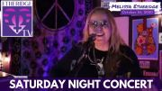 Melissa Etheridge Performs (Brave and Crazy and more) on Saturday Night Concert