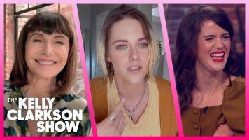 Kristen Stewart Talks LGBTQ Representation In Hulu's 'Happiest Season' ❤️💚