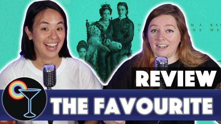 """Drunk Lesbians Review """"The Favourite"""" (Feat. Ashly Perez)"""