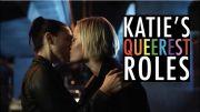 Katie McGrath Being A Raging Lesbian