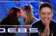 Lesbian movie reaction bc villains want girlfriends too | #shorts