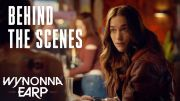 Love's All Over [BEHIND THE SCENES] | Wynonna Earp | SYFY