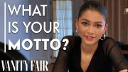 Zendaya Answers Personality Revealing Questions | Proust Questionnaire | Vanity Fair