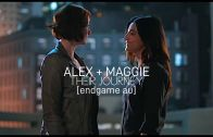 alex and maggie | their journey [+endgame au]